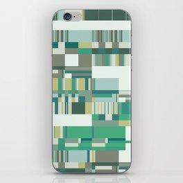 Debussy Little Shepherd (Greens) iPhone Skin