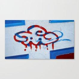 Cloudy, Sweet Dreams Canvas Print