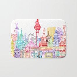 Berlin Towers Bath Mat