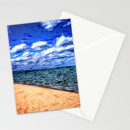 Shores of Lake Superior Stationery Cards