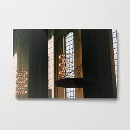 Copenhagen Church Metal Print