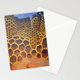 My Life for the Hive Stationery Cards