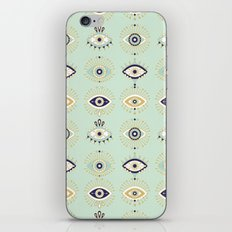 Evil Eye Collection iPhone & iPod Skin