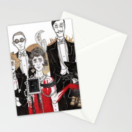 The Master and Margarita Stationery Cards