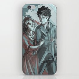 Will & Tessa iPhone Skin
