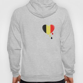 Crying for Belgium Brussels Hoody