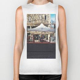 Street vendor Biker Tank