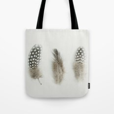 pheasant feathers Tote Bag