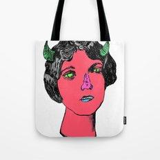 1922 Lila Lee portrait color Tote Bag