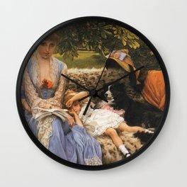 Tissot - Quiet. Wall Clock