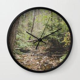 The Montana Collection - Shortcut Creek Wall Clock