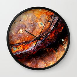 Arc Wall Clock