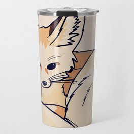 Fennec Fox Travel Mug