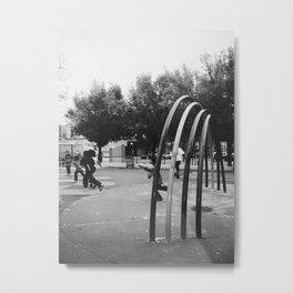 Child's Play Metal Print