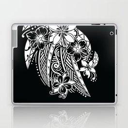 Maui Polynesian Tribal Threads Laptop & iPad Skin