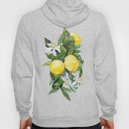 lemon tee Hoody