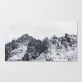 Wall of Trolls Canvas Print