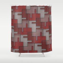 Geometrix 117 Shower Curtain