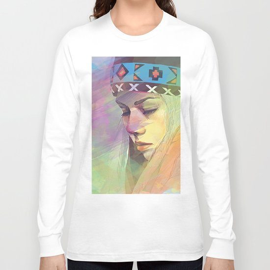 Colorful Daydream Long Sleeve T-shirt