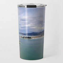 Clouds over the Sea Travel Mug