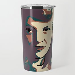 Sylvia Plath Travel Mug