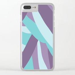 Pucciana Comfy Clear iPhone Case