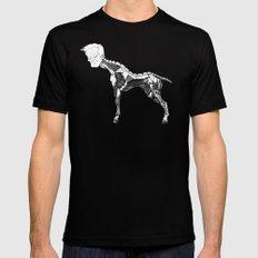 Equus Black Mens Fitted Tee MEDIUM