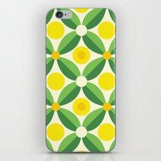 Citrus: Lemon Grove iPhone & iPod Skin