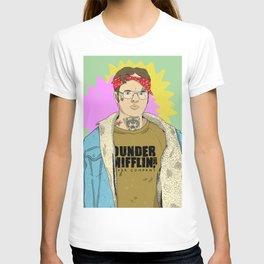 Prison Dwight T-shirt