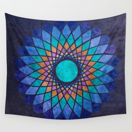 Chromatic Wall Tapestry