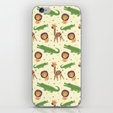 Welcome to Africa iPhone & iPod Skin