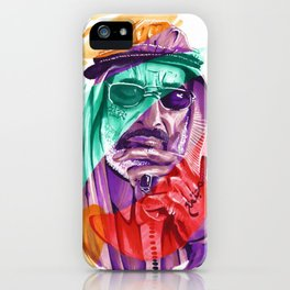 SAHEED iPhone Case