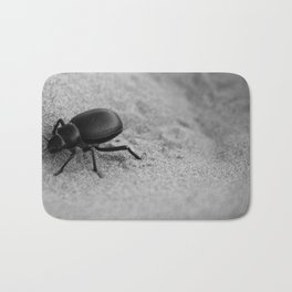 Desert Beetle Bath Mat