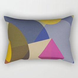 Mutt's Nuts TWO Square Rectangular Pillow