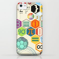 Math in color Slim Case iPhone 5c