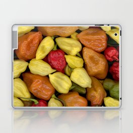 Hot Peppers Laptop & iPad Skin