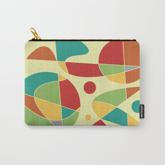 Abstract #135 Carry-All Pouch