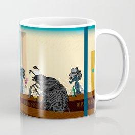 Barflies Coffee Mug