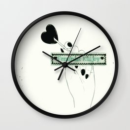 femkill Wall Clock