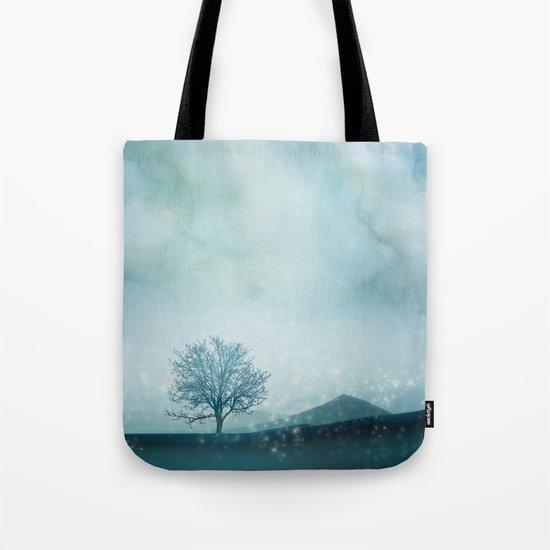 Winter Fairies Tote Bag