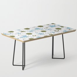 Daisy Blue Coffee Table