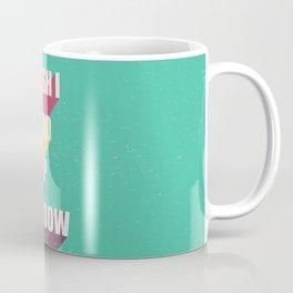 I wish I could drop shadow Coffee Mug