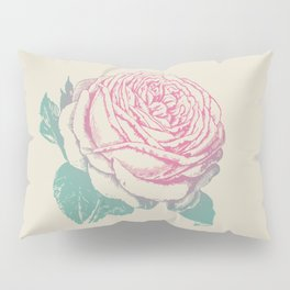rosa rosae rosarum Pillow Sham