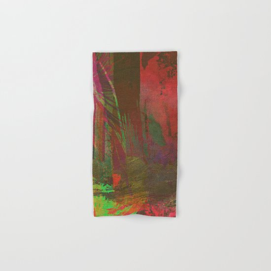 Lost in the Jungle - Yossi Ghinsberg Hand & Bath Towel