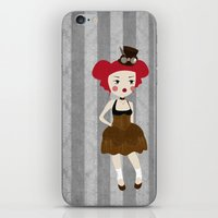 steampunk iPhone & iPod Skins featuring steampunk by WreckThisGirl