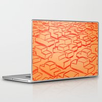 cars Laptop & iPad Skins featuring Cars by David King