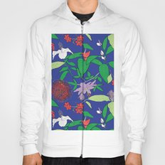 Tropical Botanical Hoody
