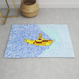 My Yellow Submarine Rug