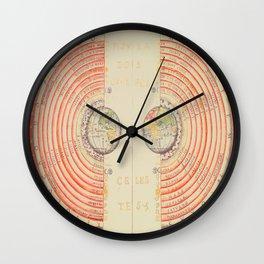 A Geocentric Universe Wall Clock