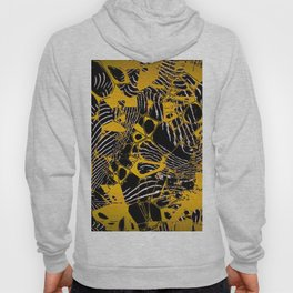 Crazy abstract Nighmare D Hoody